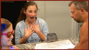 During Challenge Scary Prank On During Spirit Of The Glass Challenge