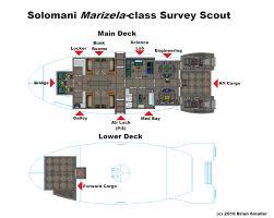 spaceship floor plan deckplans the woolshed wargamer