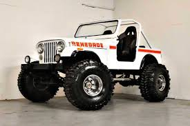 new jeep renegade lifted this 1980 jeep cj7 renegade restomod is the business