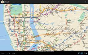 Train Map New York by Bliprail Android Apps On Google Play
