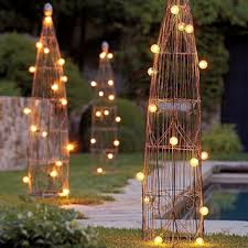 lights unique outdoor decorating ideas home rehab