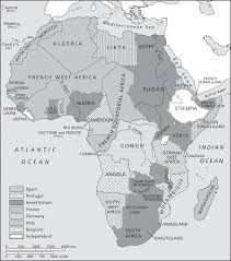 Imperialism In Africa Map by Africa In World History