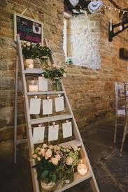Pinterest Wedding Decorations by Best 25 Ladder Table Plan Ideas On Pinterest Wedding Table