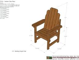 Patio Chair Plans Wood Patio Chair Plans Outdoor Chair Woodworking Plans Woodworking
