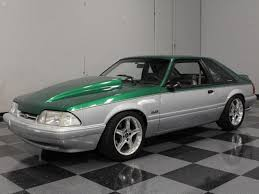 ford mustang gt 1992 green 1992 ford mustang gt for sale mcg marketplace