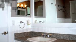 bathroom beadboard and tile bathroom modern double sink