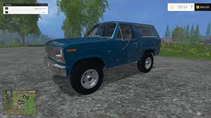 bronco car 2016 ford bronco 81 v1 0 fs 2015 farming simulator 2017 2015 15