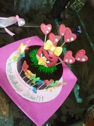 angry birds cake to spice up your birthday or a special occasion