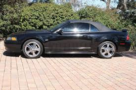 2002 Black Mustang 2002 Ford Mustang Gt Deluxe 2dr Convertible In Jacksonville Fl