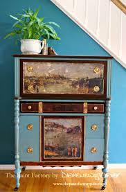 Furniture Paint 40 Best Chalk Paint Secretary Images On Pinterest Painted