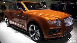 bentley bentayga 2015 bentley bentayga suv full in depth tour at iaa 2015 youtube