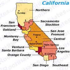santa barbara california map roommates and rooms for rent in ventura santa barbara california