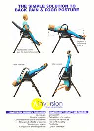 do inversion tables help back pain inversion therapy inversion tables reduce back pain real deal