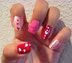 5 finger discount cute holiday nail art on a budget easy