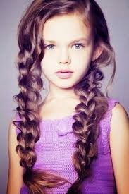 baby girl hair collections of hairstyles for kids with thick hair