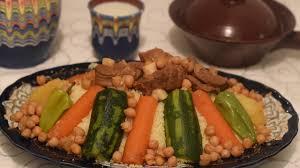 cuisine alg ienne couscous cuisine algérienne couscous algérien a l agneau