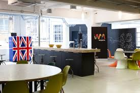 office tour wayra u0027s london startup accelerator offices quanto