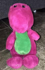 Barney And The Backyard Gang Doll Barney And The Backyard Gang Stuffed Animal Plush 1990 U2022 299 99