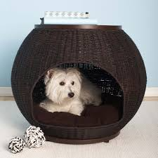 dog cave beds covered hooded u0026 teepee dog beds petco