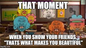 Amazing World Of Gumball Meme - amazing world of gumball imgflip
