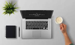 Laptop And Printer Desk by Desk Photos Pexels Free Stock Photos