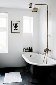 Black And White Bathroom Tiles Ideas by The 25 Best Black White Bathrooms Ideas On Pinterest Classic