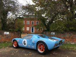 gulf gt40 used 1995 ford gt for sale in essex pistonheads