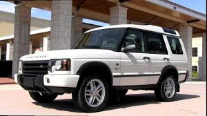 land rover discovery lifted 2003 land rover discovery white gulfstream motorcars youtube
