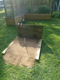 How To Build A Horseshoe Pit In Your Backyard Backyard Horseshoe Pits The Simplest Fastest Way