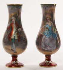 Antique Cloisonne Vases Japanese Cloisonne U0027 Vase Lawrence J Zinzi Antiques Inc