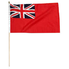 Flag Store Online British Red Ensign 12 X 18 Inch