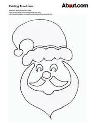 free christmas stencils plan print blow