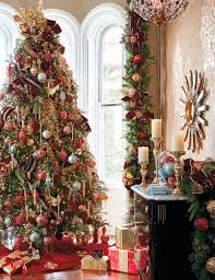 holiday decorating room by room home style