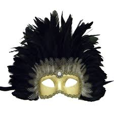 wide shut mask for sale venetian masks with feathers uk