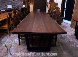 Conference Table With Chairs Live Edge Wood Slab Conference Room Tables And Desk Tops