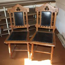 Vintage Oak Dining Chairs Antique And Vintage Dining Chairs Collectors Weekly