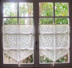 Martha Stewart Kitchen Curtains by Lovely Pair Of Vintage Lace Curtains By Martha Stewart A