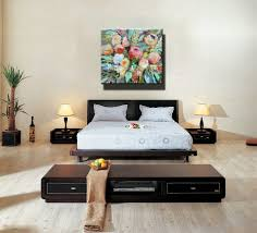 famous artist acrylic paint bedroom abstract modern canvas art