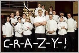 Hell S Kitchen Season 8 - hell s kitchen season 8 premiere ramsay rivaled by frighteningly