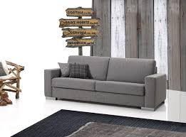 SofaBed Rapido By Vitarelax Italy - Italian designer sofa