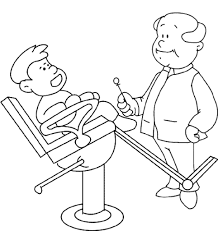 coloring pages coloring pages u2013 sunnybrook dental female dentist