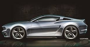mustang mach 5 concept 2015 mustang concepts for 2015 redesign mustangforums