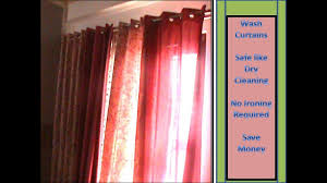 how to wash curtains at home dry cleaning like safe and