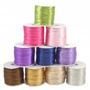 rattail cord rattail cord satin cord beading supplies the bead shop