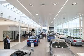 bmw showroom interior dealership