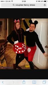 Halloween Mickey Mouse Costume Homemade Family Minnie Mickey Mouse Halloween Costume Mickey