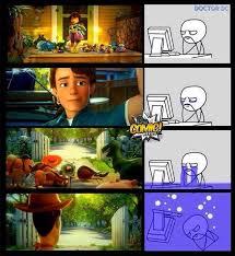 Toystory Memes - toy story 3â es tendencia para poner memes de cã mo nos hizo llorar
