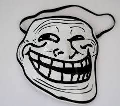 Troll Meme Mask - troll face mask google search costume greed pinterest