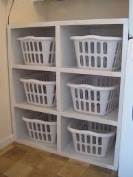 Basket Drawers For Bathroom Best 25 Laundry Basket Storage Ideas On Pinterest Laundry