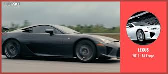 lexus in fast five sung kang lexus 2011 lfa coupe from fast five thetake